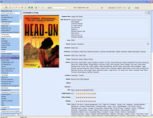 Personal Video Database: скриншот #2